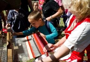Gyermekprogramok a Rhédey kertben